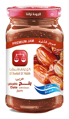 Dates and Cloves  Jam image