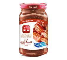Dates and Cloves  Jam